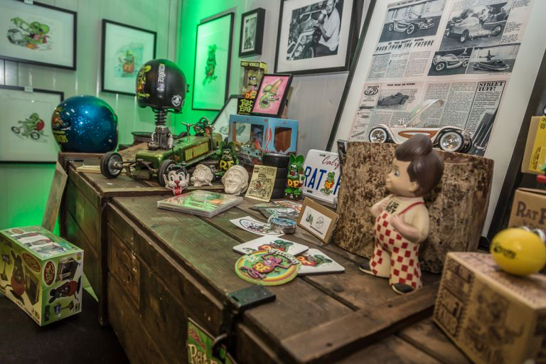 Rat Fink Vernissage Garmisch Bild #104