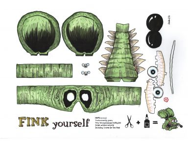 #13 Fink yourself